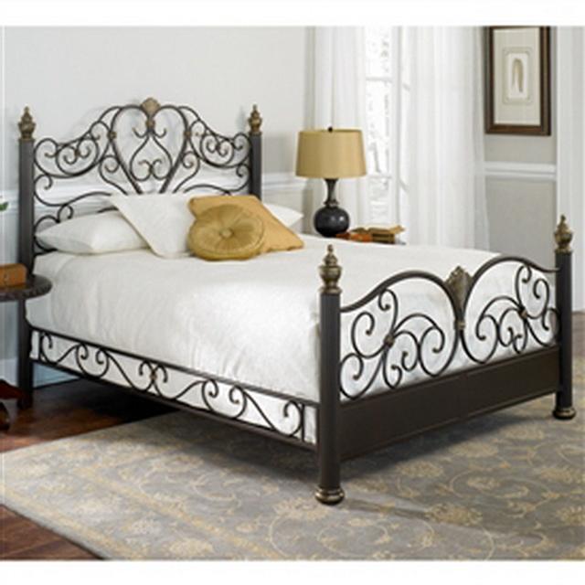 Как выбрать кованую кровать?
